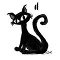 kathinka the cat
