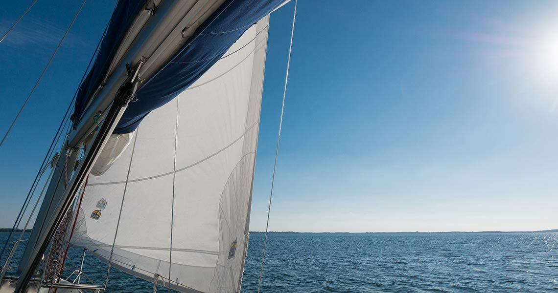 The Beauty of Sailing