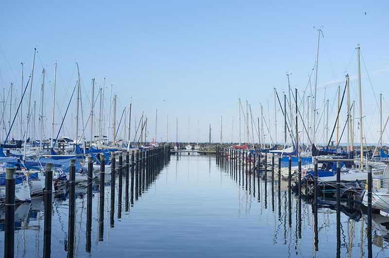 Kiel Schilksee, Olympiahafen